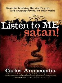 Cover Listen to Me Satan!