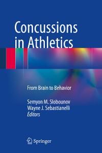 Cover Concussions in Athletics