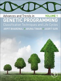 Cover Advances and Trends in Genetic Programming, Volume 1