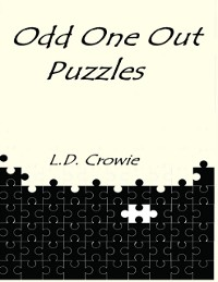 Cover Odd One Out Puzzles