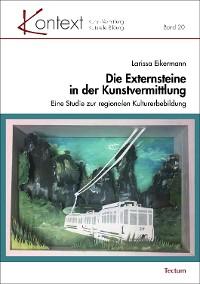 Cover Die Externsteine in der Kunstvermittlung