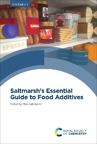Cover Saltmarsh's Essential Guide to Food Additives