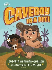 Cover Caveboy Is a Hit!