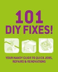 Cover 101 DIY Fixes!