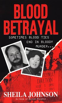 Cover Blood Betrayal