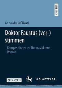 Cover Doktor Faustus (ver-)stimmen