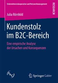 Cover Kundenstolz im B2C-Bereich