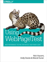 Cover Using WebPageTest