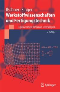 Cover Werkstoffwissenschaften und Fertigungstechnik