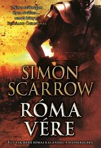 Cover Róma vére