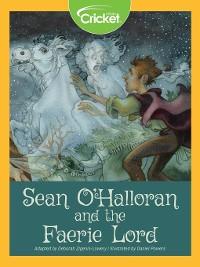 Cover Sean O'Halloran and the Faerie Lord