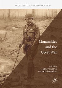 Cover Monarchies and the Great War