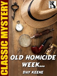 Cover Old Homicide Week…