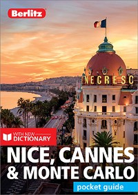 Cover Berlitz Pocket Guide Nice, Cannes & Monte Carlo (Travel Guide eBook)