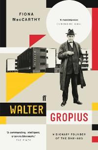 Cover Walter Gropius