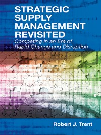 Cover Strategic Supply Management Revisited