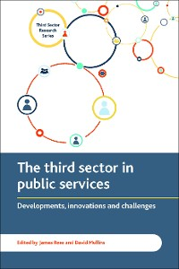 Cover The Third Sector Delivering Public Services