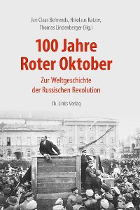 Cover 100 Jahre Roter Oktober