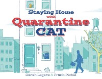 Cover Staying Home with Quarantine Cat