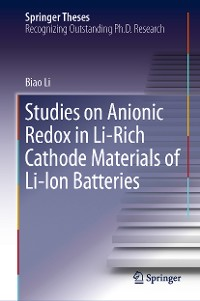 Cover Studies on Anionic Redox in Li-Rich Cathode Materials of Li-Ion Batteries