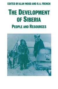 Cover Development of Siberia