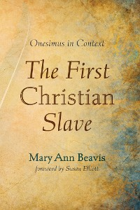 Cover The First Christian Slave