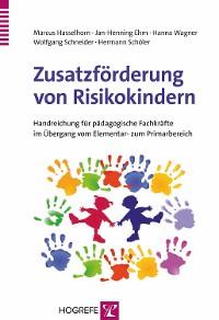 Cover Zusatzförderung von Risikokindern