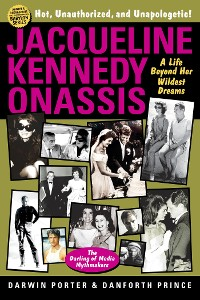 Cover Jacqueline Kennedy Onassis