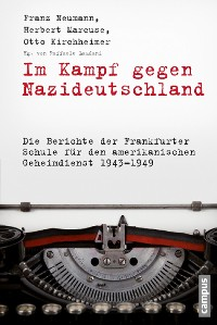 Cover Im Kampf gegen Nazideutschland