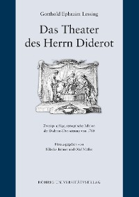 Cover Das Theater des Herrn Diderot