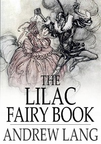 Cover Lilac Fairy Book