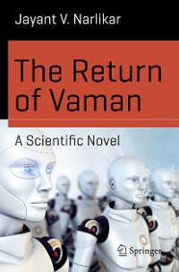 Cover The Return of Vaman - A Scientific Novel