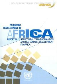 Cover Economic Development in Africa Report 2012