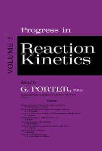 Cover Progress in Reaction Kinetics
