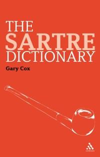 Cover Sartre Dictionary