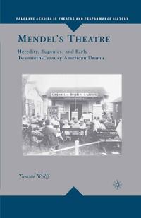 Cover Mendel's Theatre