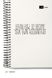 Cover Learn How to Become Your Own Accountant