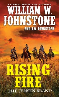 Cover Rising Fire