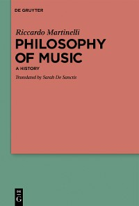 Cover Philosophy of Music