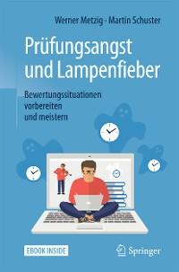 Cover Prüfungsangst und Lampenfieber