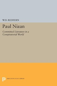 Cover Paul Nizan