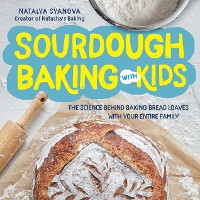Cover Sourdough Baking with Kids