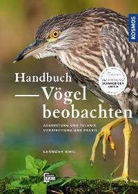 Cover Handbuch Vögel beobachten