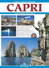 Cover CAPRI L'Isola delle Sirene - Edizione Italiana