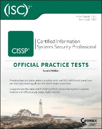 Cover CISSP Official (ISC)2 Practice Tests