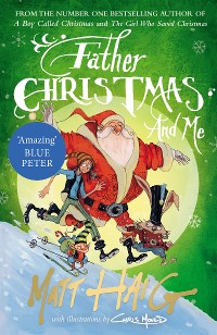 Cover Father Christmas and Me