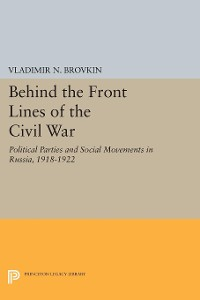 Cover Behind the Front Lines of the Civil War