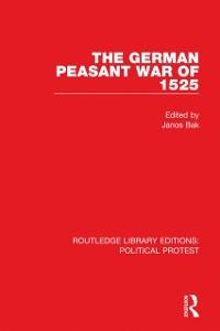 Cover German Peasant War of 1525