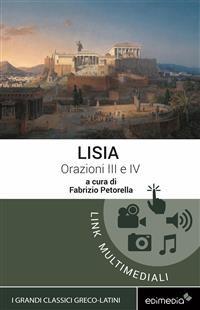 Cover Orazioni III e IV