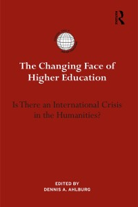 Cover Changing Face of Higher Education